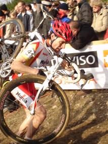 Primera convocatoria para un Mundial elite: Treviso, 2008.