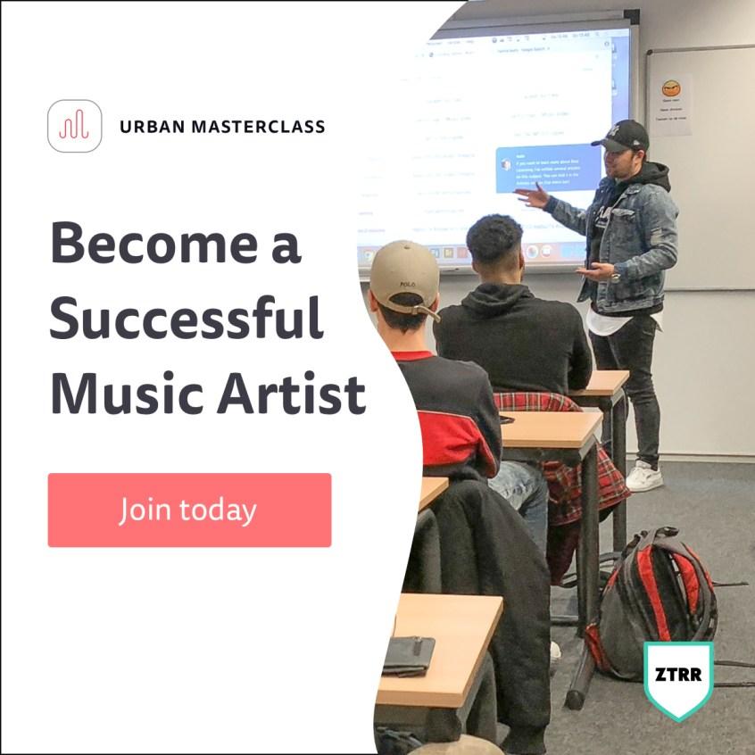 Urban Masterclass - Zero To Radio Ready