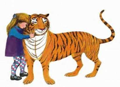 Tiger Who Came To Tead by Judith Kerr