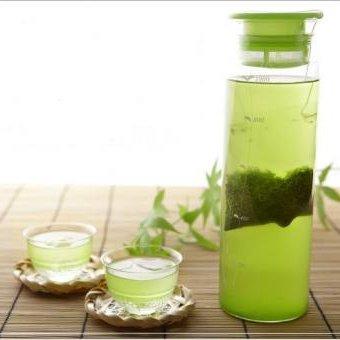 水出し緑茶