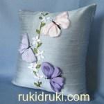 Декоративные подушки. Советы по изготовлению