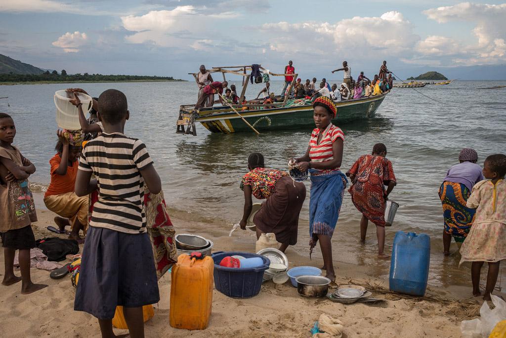 какая африканская страна занимает самую большую площадь