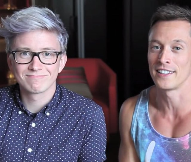 Best Gay Vloggers Davey Wavey And Tyler Oakley