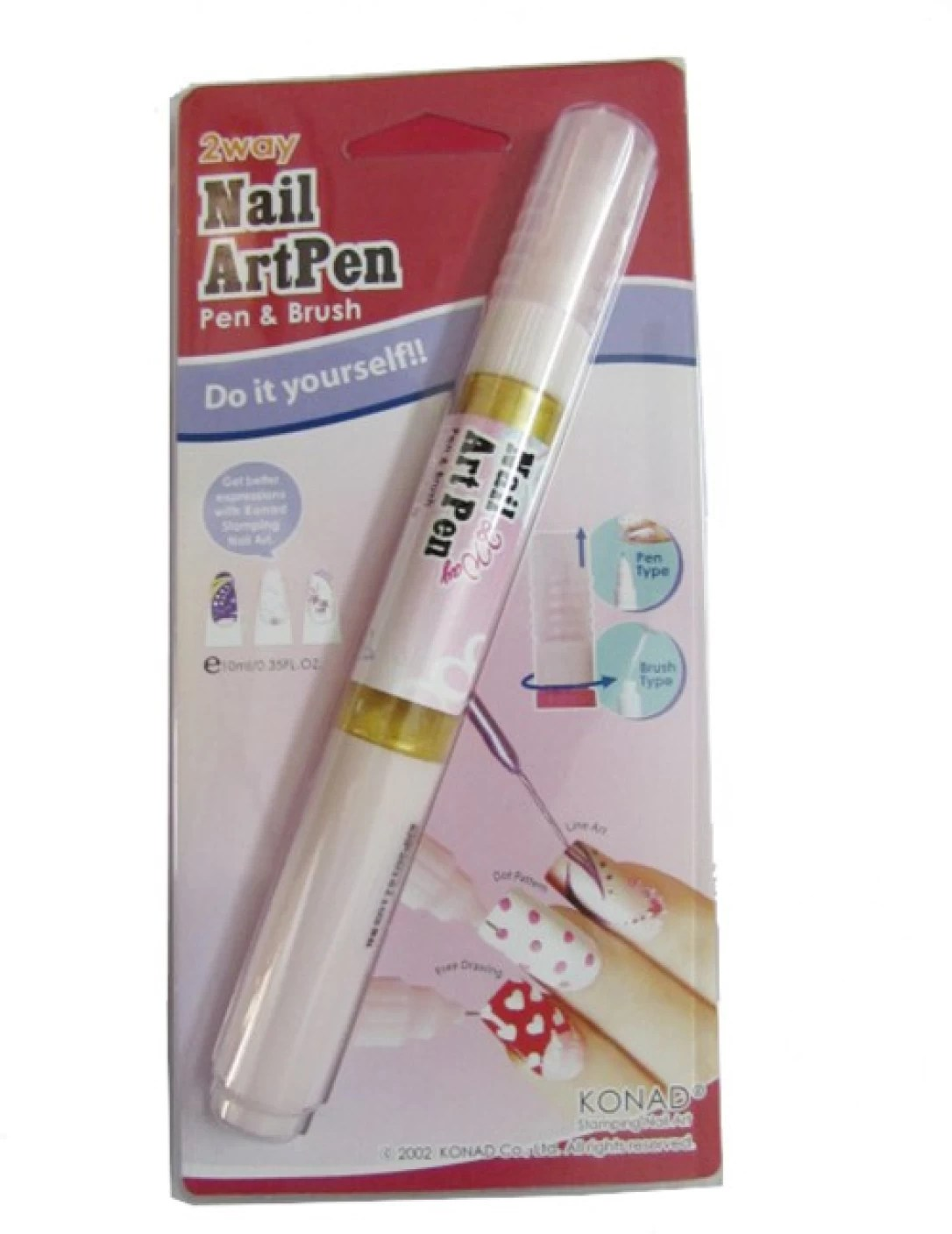 Konad 2 Way Nail Art Pen Add To Cart
