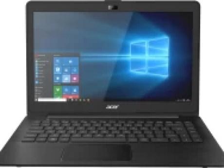 Acer Pentium Quad Core 4th Gen - (4 GB/500 GB HDD/Windows 10 Home) Z1402 Laptop(14 inch, Black, 1.77 kg) 1