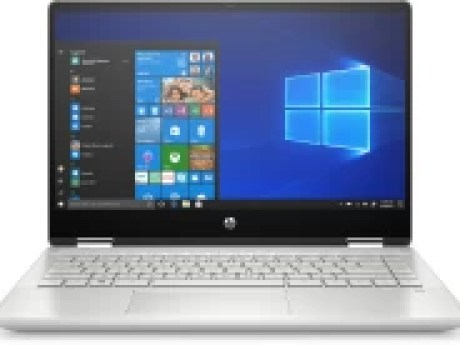 HP Pavilion x360 Core i7 8th Gen - (16 GB/512 GB SSD/Windows 10 Home/2 GB Graphics) 14-dh0045TX 2 in 1 Laptop(14 inch, Mineral Silver, 1.65 kg, With MS Office) 1