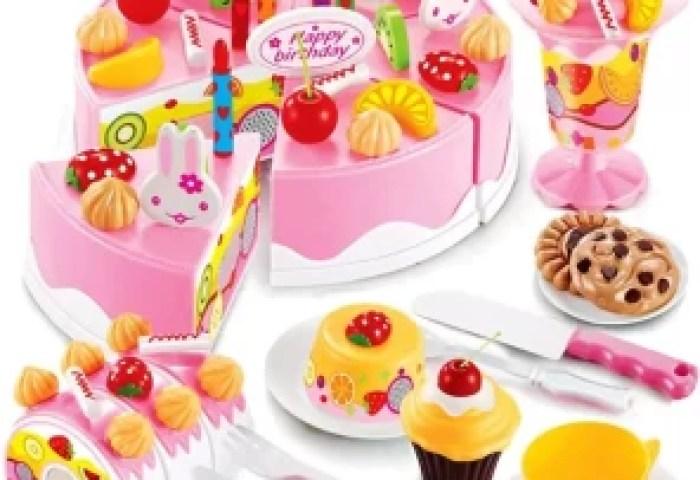 Saffire Musical Diy Birthday Cake Toy Best Price In India Saffire