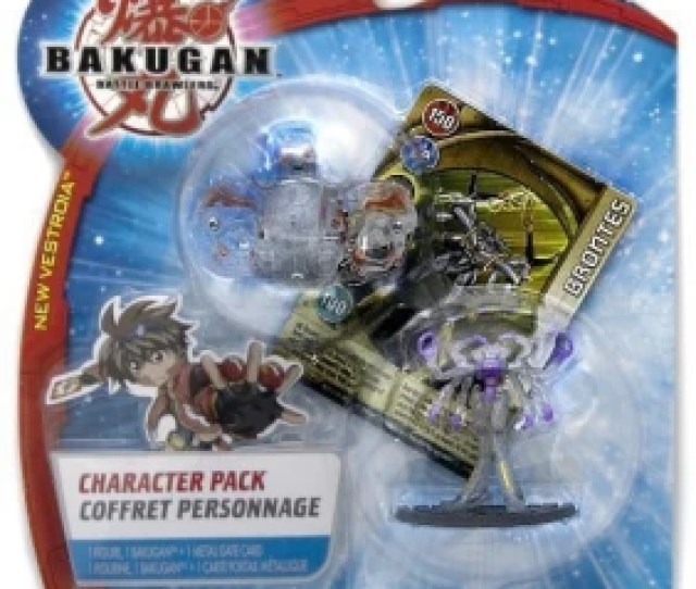 Spin Master Bakugan Character Pack Brontes S2 V1 Bakugan Style Varies