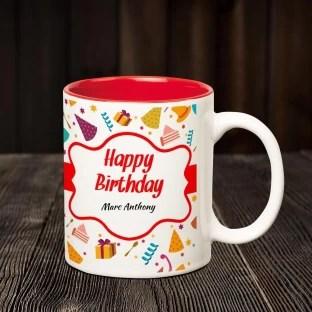 Huppme Happy Birthday Marc Anthony Inner Red Coffee Name Mug Ceramic Coffee Mug Price In India Buy Huppme Happy Birthday Marc Anthony Inner Red Coffee Name Mug Ceramic Coffee Mug Online