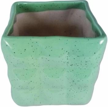 Lasaki Square Diamond Ceramic Flower Pots Gamla For Indoor Outdoor Plant Container Set Price In India Buy Lasaki Square Diamond Ceramic Flower Pots Gamla For Indoor Outdoor Plant Container Set Online At Flipkart Com