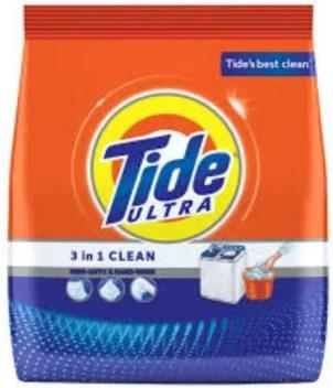 Tide Washing Powder Detergent Powder 500 G Price In India Buy Tide Washing Powder Detergent Powder 500 G Online At Flipkart Com
