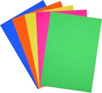 Flipkart Com Atlas Multipurpose Plain A4 80 Gsm Coloured Paper Coloured Paper