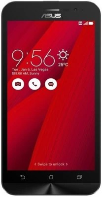 Asus Zenfone Go 5.0 LTE 2nd Gen (Red, 16 GB)(2 GB RAM)