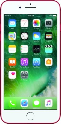 Apple iPhone 7 (PRODUCT) (Red, 256 GB)