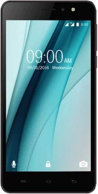 Lava X28 Plus (Black Coffee, 8 GB)(1 GB RAM)