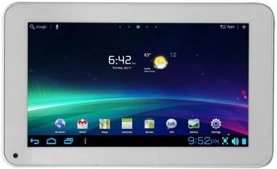 Sansui ST72 8 GB 7 inch with Wi-Fi+3G(White)