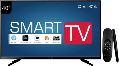 Daiwa 102cm (40) Full HD LED Smart TV(D42D4S)