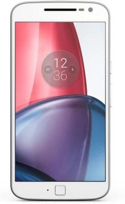 Moto G4 Plus (White, 16 GB)(2 GB RAM)
