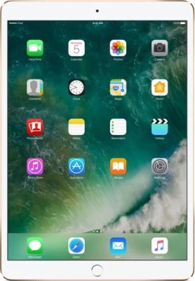 Apple iPad Pro 256 GB 10.5 inch with Wi-Fi+4G(Gold)