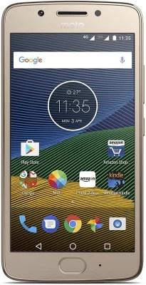 Moto G5 (Fine Gold, 16 GB)(3 GB RAM)