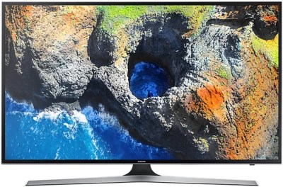 Samsung Series 6 109.22cm (43) Ultra HD (4K) LED Smart TV(43MU6100)