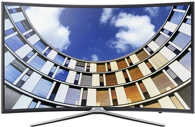 Samsung Series 6 123cm (49) Full HD Curved LED Smart TV(49M6300)