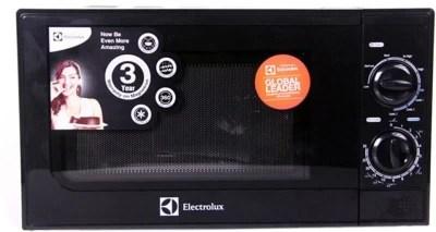 Electrolux 20 L Grill Microwave Oven(Grill M/OG20M, Black)