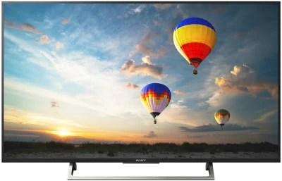 Sony BRAVIA X8200E Series 109.22cm (43) Ultra HD (4K) LED Smart TV(KD-43X8200E)