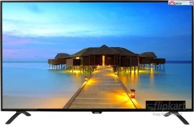 Onida 138.78cm (54.64) Ultra HD (4K) LED Smart TV(55UIB)