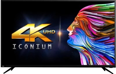 Vu 114cm (45) Ultra HD (4K) LED Smart TV(45CU119)