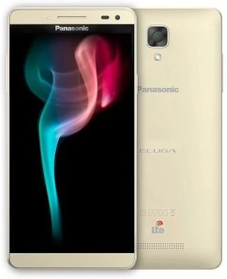 Panasonic Eluga I2 (Gold, 16 GB)(2 GB RAM)