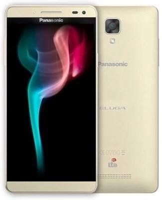 Panasonic Eluga I2 (Gold, 16 GB)(2 GB RAM)