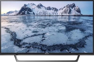 Sony 80.1cm (32) Full HD LED Smart TV(KLV-32W672E)