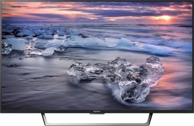Sony 108cm (43) Full HD LED Smart TV(KLV-43W772E)