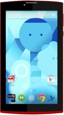Zomo Sprint Pro 8 GB 7 inch with Wi-Fi+3G(Red)