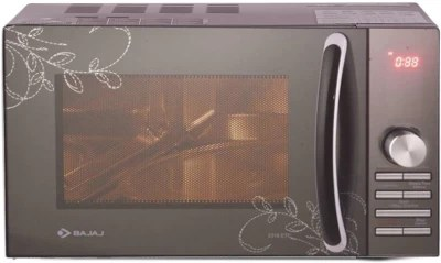 Bajaj 23 L Convection Microwave Oven(2310ETC, Black)