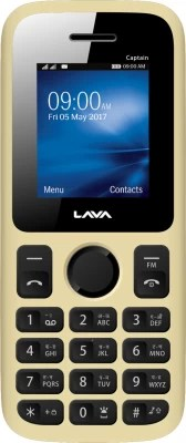 Lava Captain N1(Gold)