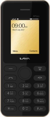 Lava KKT ipro(Black & Gold)