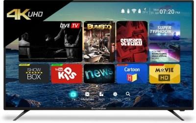 CloudWalker Cloud TV 139cm (55) Ultra HD (4K) LED Smart TV(CLOUD TV 55SU)