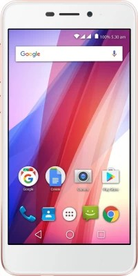 Panasonic Eluga I2 Activ (Rose Gold, 16 GB)(1 GB RAM)