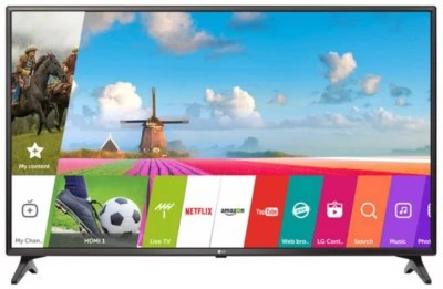 LG 123cm (49) Full HD LED Smart TV(49LJ617T)
