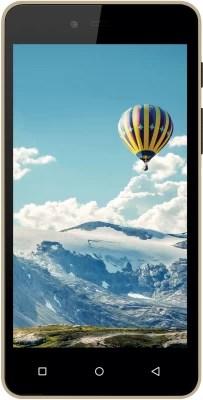 Sansui Horizon 1S (Black and Gold, 8 GB)(1 GB RAM)