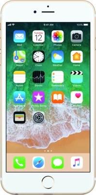 Apple iPhone 6s Plus (Gold, 32 GB)