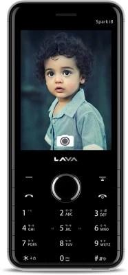 Lava Spark i8(Black & Grey)