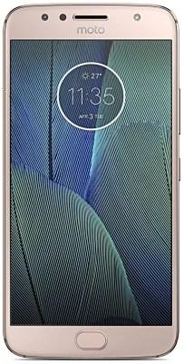 Moto G5s Plus (Blush Gold, 64 GB)(4 GB RAM)