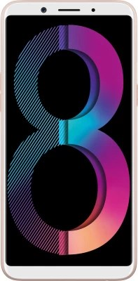OPPO A83 (Champagne, 32 GB)(3 GB RAM)