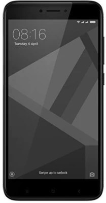 Redmi 4 (Black, 16 GB)(2 GB RAM)
