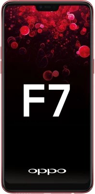 OPPO F7 (Red, 128 GB)(6 GB RAM)