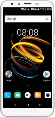 iVOOMi i2 Lite (Saturn Gold, 16 GB)(2 GB RAM)