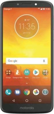 Moto E5 (Grey/Flash Gray, 16 GB)(2 GB RAM)